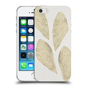 Official Cat Coquillette Insects Cicada Wings Gold Soft Gel Case For Apple Iphone 5 / 5S / Se