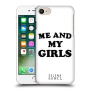 Official Selena Gomez Revival Art Me And My Girls Hard Back Case For Apple Iphone 7