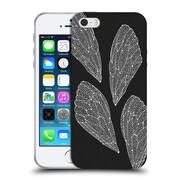 Official Cat Coquillette Insects Cicada Wings White Soft Gel Case For Apple Iphone 5 / 5S / Se