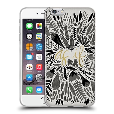 Official Cat Coquillette Quotes Typography 2 As If Grey Soft Gel Case For Apple Iphone 6 Plus / 6S Plus