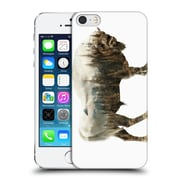 Official Riza Peker Animals 2 Bison Hard Back Case For Apple Iphone 5 / 5S / Se