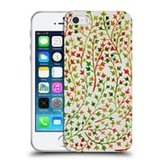 Official Cat Coquillette Patterns Ivy Fall Soft Gel Case For Apple Iphone 5 / 5S / Se