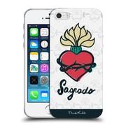 Official Frida Kahlo Doodle Sacred Soft Gel Case For Apple Iphone 5 / 5S / Se