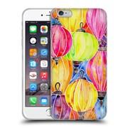 Official Cat Coquillette Patterns Rainbow Lanterns Soft Gel Case For Apple Iphone 6 Plus / 6S Plus