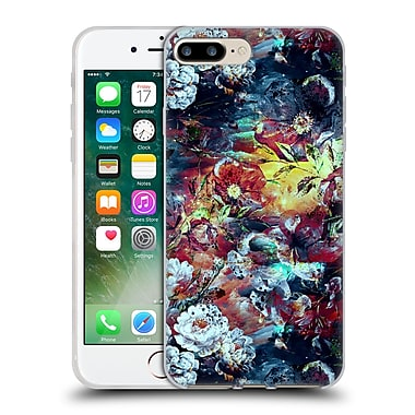 Official Riza Peker Flowers 2 Floral Vii Soft Gel Case For Apple Iphone 7 Plus