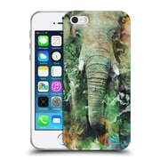 Official Riza Peker Animals Elephant Soft Gel Case For Apple Iphone 5 / 5S / Se