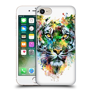 Official Riza Peker Animals 2 Tiger Hard Back Case For Apple Iphone 7