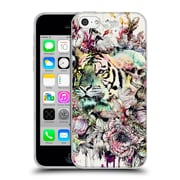 Official Riza Peker Animals Tiger Soft Gel Case For Apple Iphone 5C