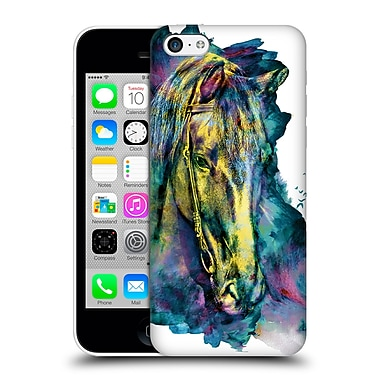 Official Riza Peker Animals Horse Hard Back Case For Apple Iphone 5C