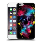 Official Riza Peker Skulls 2 Ix Soft Gel Case For Apple Iphone 6 Plus / 6S Plus