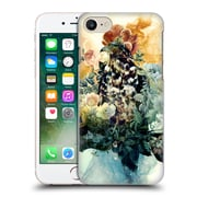 Official Riza Peker Animals 2 Bird In Flowers Hard Back Case For Apple Iphone 7