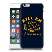 Official Selena Gomez Revival Art Kill Em With Kindness Hard Back Case For Apple Iphone 6 Plus / 6S Plus
