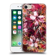 Official Riza Peker Flowers Floral I Hard Back Case For Apple Iphone 7