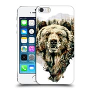 Official Riza Peker Animals Bear Hard Back Case For Apple Iphone 5 / 5S / Se