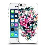 Official Riza Peker Skulls Momento Mori Ii Hard Back Case For Apple Iphone 5 / 5S / Se