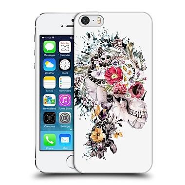 Official Riza Peker Skulls Momento Mori X Hard Back Case For Apple Iphone 5 / 5S / Se