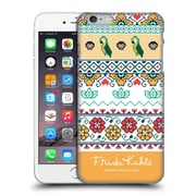 Official Frida Kahlo Coyoacan Patterns Tropical Hard Back Case For Apple Iphone 6 Plus / 6S Plus