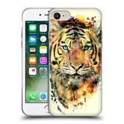 Official Riza Peker Animals 2 Tiger Ii Soft Gel Case For Apple Iphone 7