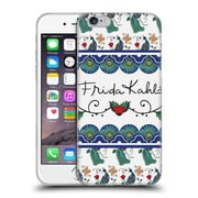 Official Frida Kahlo Peacock Ribbon Soft Gel Case For Apple Iphone 6 / 6S