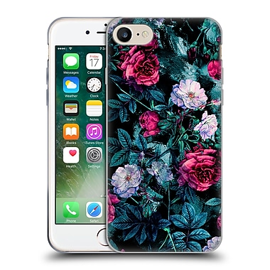 Official Riza Peker Flowers Floral Iii Soft Gel Case For Apple Iphone 7