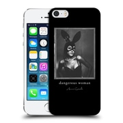 Official Ariana Grande Dangerous Woman Bunny Mask Hard Back Case For Apple Iphone 5 / 5S / Se