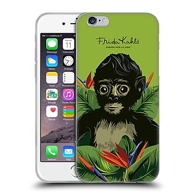 Official Frida Kahlo Tropical Monkey Soft Gel Case For Apple Iphone 6 / 6S