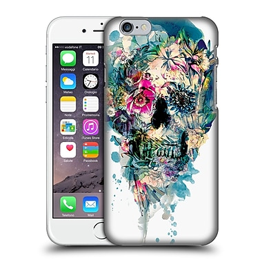 Official Riza Peker Skulls 3 Skull St - Ii Hard Back Case For Apple Iphone 6 / 6S