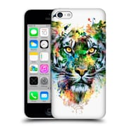 Official Riza Peker Animals 2 Tiger Hard Back Case For Apple Iphone 5C