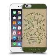 Official Frida Kahlo Freak Feet Soft Gel Case For Apple Iphone 6 Plus / 6S Plus