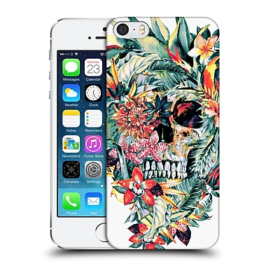 Official Riza Peker Skulls Momento Mori V Hard Back Case For Apple Iphone 5 / 5S / Se