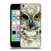 Official Riza Peker Animals Owl Ii Hard Back Case For Apple Iphone 5C