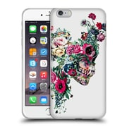 Official Riza Peker Skulls 2 Vii Soft Gel Case For Apple Iphone 6 Plus / 6S Plus