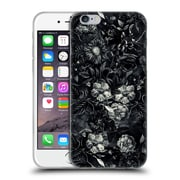Official Riza Peker Flowers 3 Darkness Soft Gel Case For Apple Iphone 6 / 6S