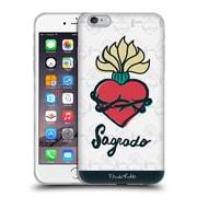 Official Frida Kahlo Doodle Sacred Soft Gel Case For Apple Iphone 6 Plus / 6S Plus
