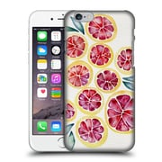Official Cat Coquillette Fruits & Veggies Grapefruits Hard Back Case For Apple Iphone 6 / 6S