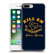 Official Selena Gomez Revival Art Kill Em With Kindness Hard Back Case For Apple Iphone 7 Plus