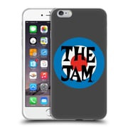 Official The Jam Key Art Target Logo Soft Gel Case For Apple Iphone 6 Plus / 6S Plus