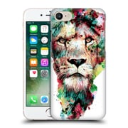 Official Riza Peker Animals The King Hard Back Case For Apple Iphone 7