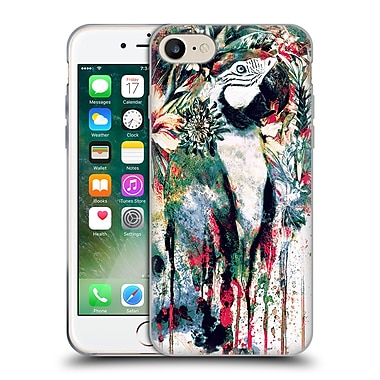 Official Riza Peker Animals Parrot Soft Gel Case For Apple Iphone 7