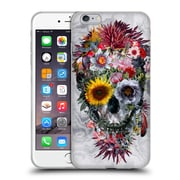 Official Riza Peker Skulls 4 Voodoo Soft Gel Case For Apple Iphone 6 Plus / 6S Plus