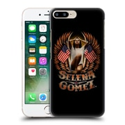Official Selena Gomez Revival Biker Fashion Hard Back Case For Apple Iphone 7 Plus