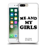Official Selena Gomez Revival Art Me And My Girls Hard Back Case For Apple Iphone 7 Plus