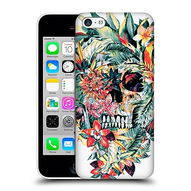 Official Riza Peker Skulls Momento Mori V Hard Back Case For Apple Iphone 5C