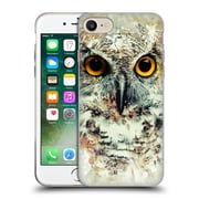 Official Riza Peker Animals Owl Ii Soft Gel Case For Apple Iphone 7