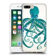 Official Cat Coquillette Sea Octopus 2 Soft Gel Case For Apple Iphone 7 Plus