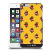 Official Frida Kahlo Typography Heart Pattern Hard Back Case For Apple Iphone 6 Plus / 6S Plus