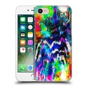 Official Caleb Troy Vivid Technicolour Zebra Hard Back Case For Apple Iphone 7