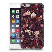 Official Burcu Korkmazyurek Animals Cat And Floral Hard Back Case For Apple Iphone 6 Plus / 6S Plus