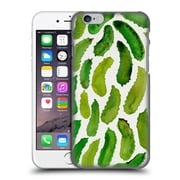 Official Cat Coquillette Fruits & Veggies Pickles Hard Back Case For Apple Iphone 6 / 6S