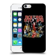 Official The Rolling Stones Key Art 78 Us Tour Vintage Hard Back Case For Apple Iphone 5 / 5S / Se